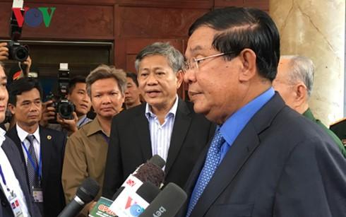 フンセン首相によるベトナム訪問の結果 - ảnh 1