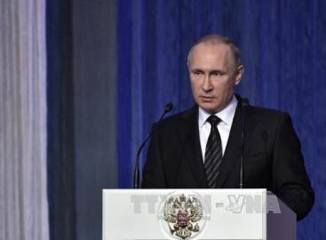 ロシア大統領が、同国の核の能力の強化を指示 - ảnh 1