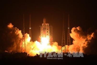 宇宙への進出加速=「権益確保し国力増強」-中国 - ảnh 1