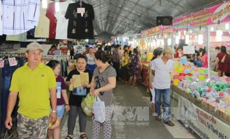 アンザン省 新年の見本市を開催 - ảnh 1