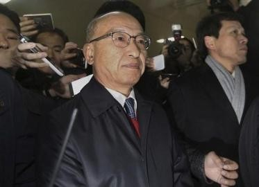韓国の特別検察官、年金公団会長を緊急逮捕 国政介入事件で - ảnh 1