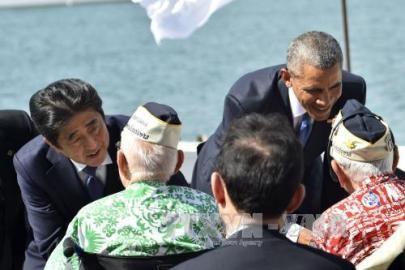 真珠湾慰霊 米メディア「両国和解の新たな一幕」 - ảnh 1