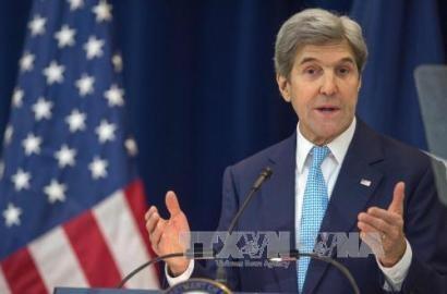 イスラエルの入植活動、中東和平脅かす=ケリー米国務長官 - ảnh 1