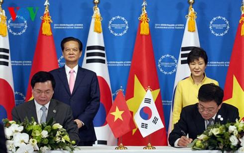 ベトナム・韓国 2020年の貿易総額を700億ドルに - ảnh 1