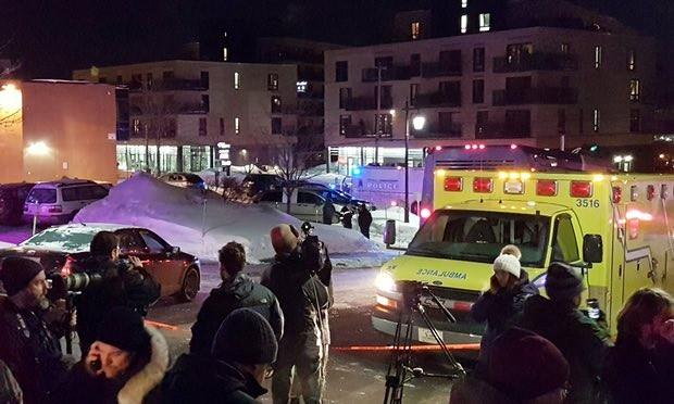 カナダ、モスクで乱射事件発生 - ảnh 1