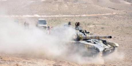 シリア政府軍、バラダ渓谷一帯を制圧 - ảnh 1