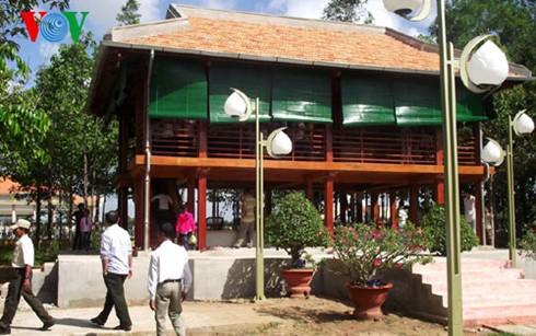 チャンビン省、ホーチミン主席記念区を訪れた旅行者数が急増 - ảnh 1