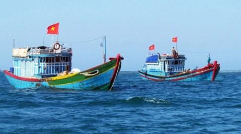 中部漁民、チュオンサ群島の漁場へ - ảnh 1