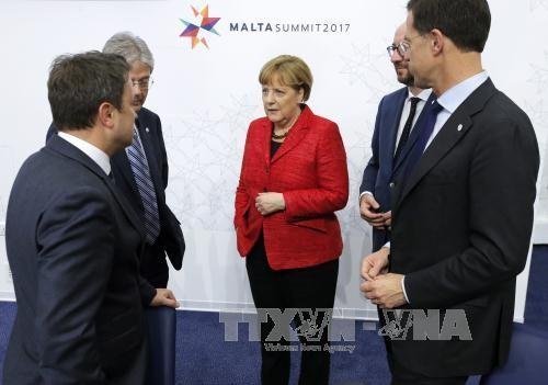 EU、違法移民抑制を促進 - ảnh 1
