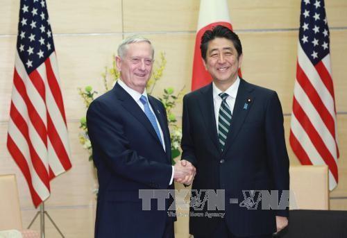 日米、同盟関係の強化を継続 - ảnh 1