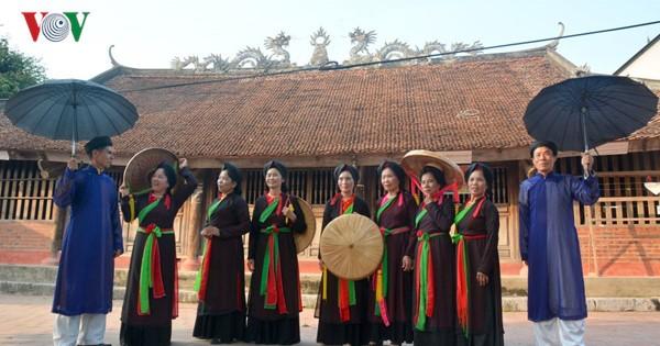 ベトナムの民謡クアンホとは - ảnh 1