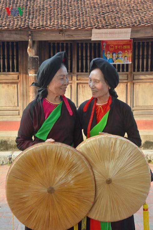 ベトナムの民謡クアンホとは - ảnh 2