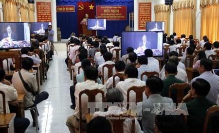 党中央宣教委、北部の報告者会議を行う - ảnh 1