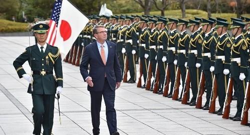 日米の同盟関係の強化 - ảnh 1