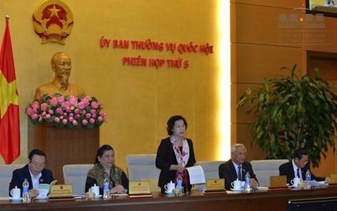 2017年中、国会常委会議が10回開催 - ảnh 1
