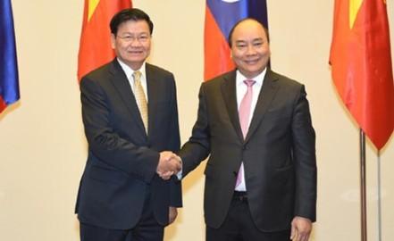 ベトナムとラオス、関係を新しい発展段階に - ảnh 1