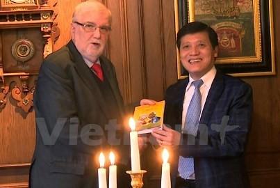 ベトナム・チェコ、経済協力を強化 - ảnh 1