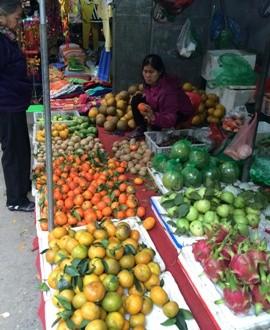 ハノイの路地裏市場 - ảnh 7