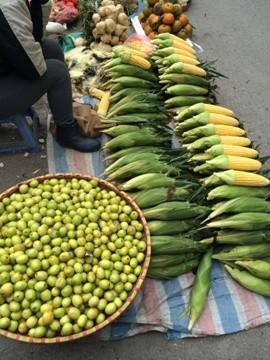 ハノイの路地裏市場 - ảnh 5