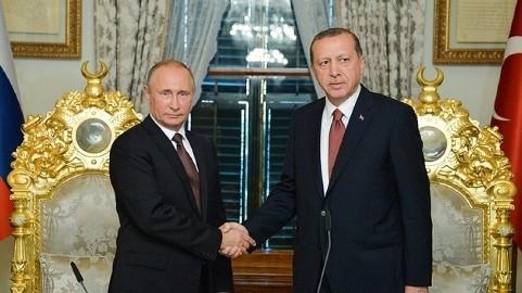 ロシア誤爆でトルコ軍兵士3人死亡 プーチン大統領哀悼の意 - ảnh 1