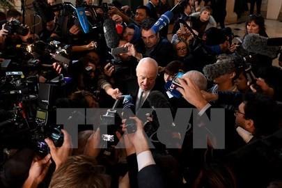 シリア和平協議、23日に延期=国連 - ảnh 1