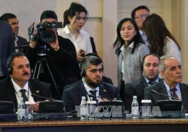 国連特使 シリア和平 難しい協議になるとの見通し示す - ảnh 1