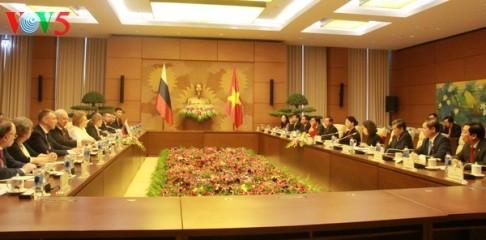 ロシア上院代表団、ベトナム公式訪問を終了 - ảnh 1