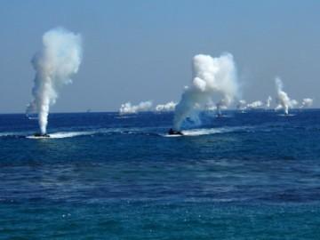 日米韓、初の対潜訓練=朝鮮民主主義人民共和国SLBMを想定 - ảnh 1