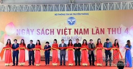 第4回「ベトナム書籍の日」始まる - ảnh 1