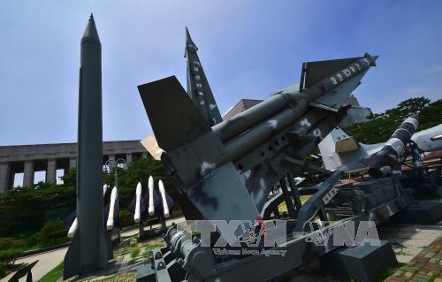 EU、朝鮮民主主義人民共和国に追加制裁=兵器産業への投資禁止 - ảnh 1