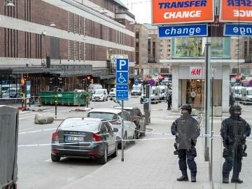 スウェーデン・テロ 容疑者はウズベク出身 地元紙「IS支持者」 - ảnh 1