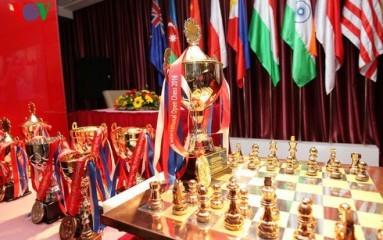 アジアユースチェス2017で、越メダル13個 - ảnh 1