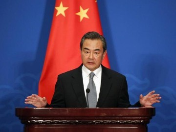 朝鮮半島情勢、外交を通じた問題解決を=中国外相 - ảnh 1