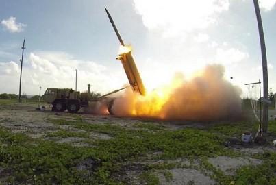 韓国、ミサイル迎撃システムTHAADの配備を強調 - ảnh 1