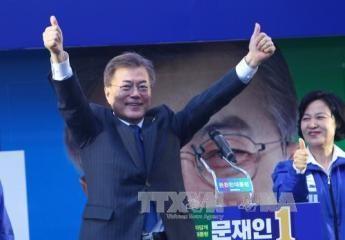 大統領選投票率は前回超えの可能性も 各候補の戦略は=韓国 - ảnh 1