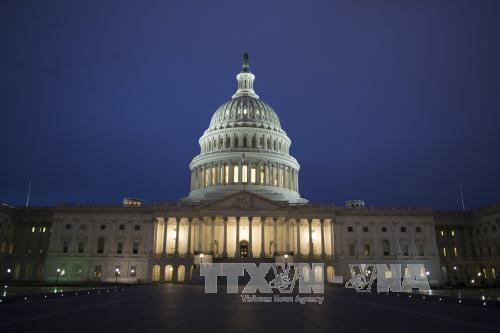 米下院、ロシアや北朝鮮への制裁強化法案を可決 - ảnh 1