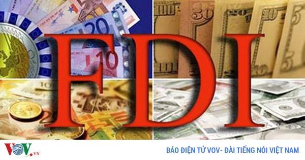 年初からの7ヶ月間、220億ドルのFDIを誘致 - ảnh 1