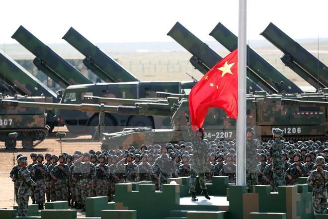 中国人民解放軍創設90年を前に 習国家主席が閲兵式へ - ảnh 1