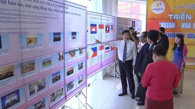 「ASEAN文化デーinビンフック」 - ảnh 1