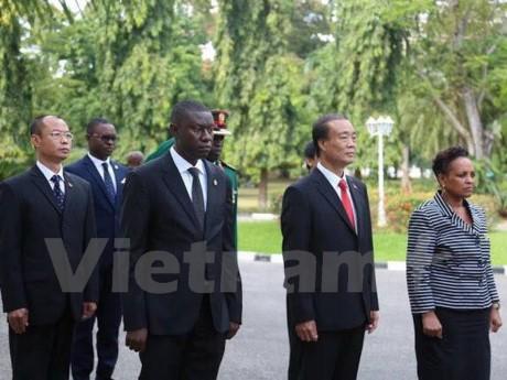 タンザニア、ベトナム人投資家を歓迎 - ảnh 1