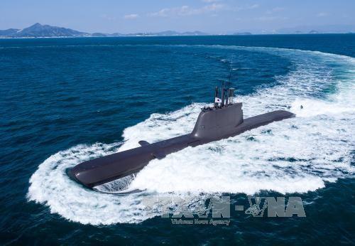 韓国初の潜水艦輸出 大宇造船海洋 - ảnh 1