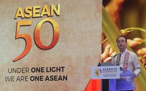 ASEAN創設50周年を記念する諸活動 - ảnh 1