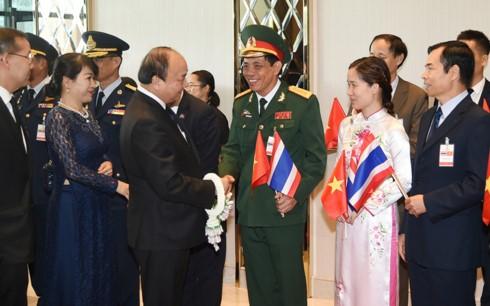 フック首相、タイ公式訪問を開始 - ảnh 1