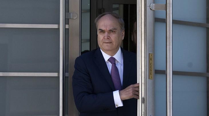 ロシア、新たな駐米大使にアントノフ外務次官を任命 - ảnh 1