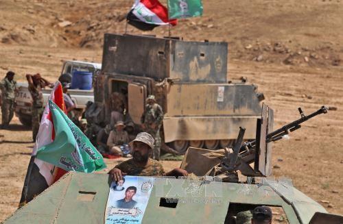 イラク軍、「イスラム国」拠点への攻撃開始 - ảnh 1