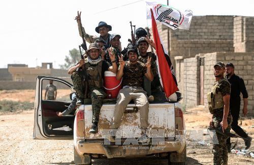 イラク軍、タルアファル中心部をほぼ奪還 - ảnh 1