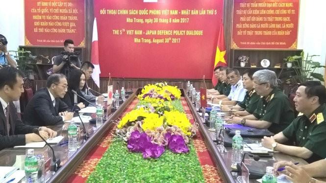 第5回ベトナム・日本国防政策対話 - ảnh 1
