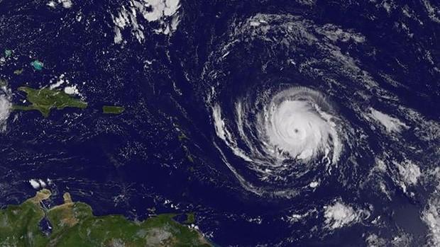 ハリケーン「イルマ」、最強のカテゴリー5に カリブ海に接近 - ảnh 1
