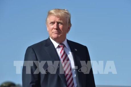 米 トランプ大統領 朝鮮民主主義人民共和国交渉は「時間の無駄」 - ảnh 1
