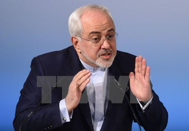 イラン外相、「イラクのクルド自治区の関係者と中央政府との協議は必須」 - ảnh 1